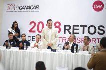 Canacar Alianza Flotillera Armando Muñoz
