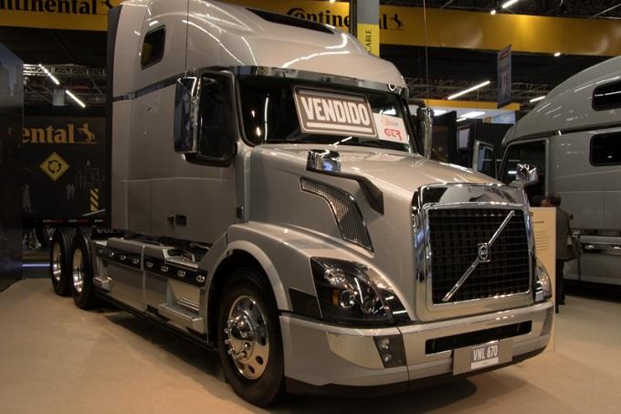 Ventas de vehículos pesados avanzan13.8% en enero