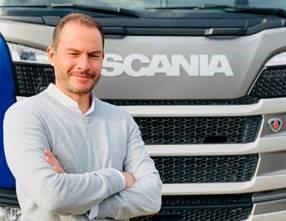 Alejandro Garibay, director comercial de Scania