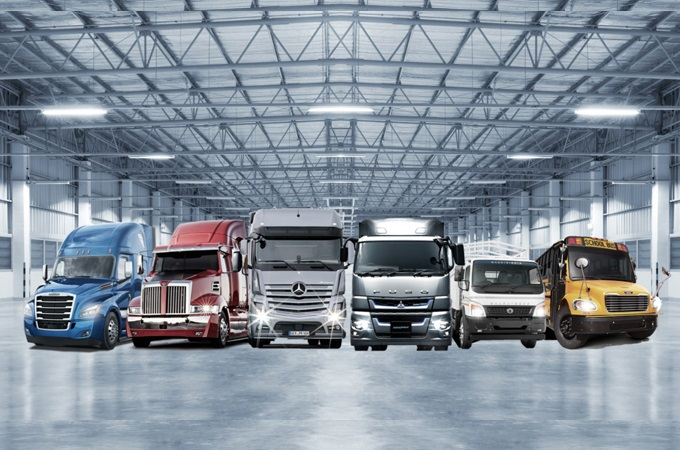 Crecen 21% ventas de camiones de Daimler Trucks