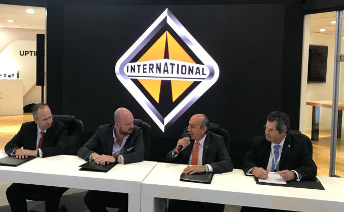 convenio CANAPAT International