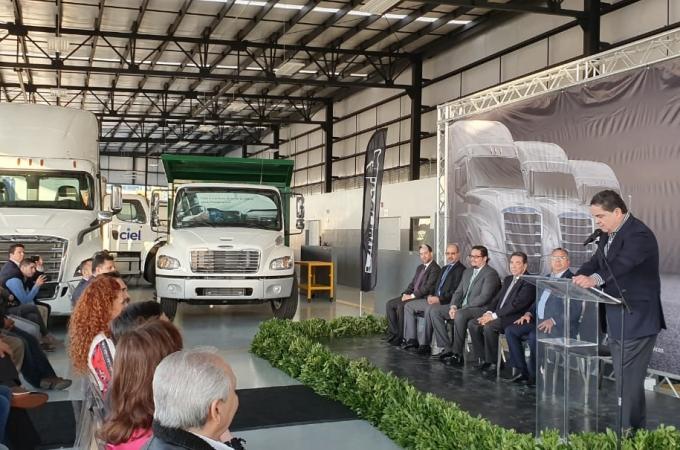 Daimler Trucks México estrena distribuidora en Tijuana