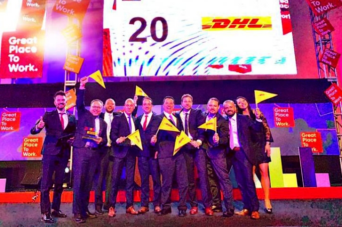 DHL Supply Chain, reconocida como Great Place to Work