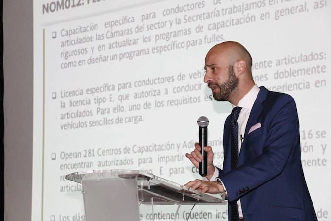 Elim Luviano Expo Cesvi Alianza Flotillera