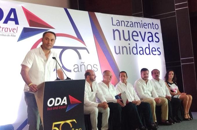 Enrique Enrich ODA Alianza Flotillera