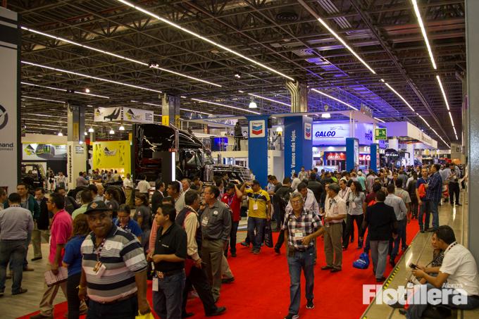 ExpoTransporte 2019 será en Puebla