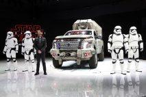 el último Jedi de Nissan para StarWars
