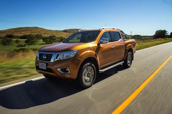 """""""Lista para lo que sea"""" llega Nissan NP300 Frontier a Argentina"""