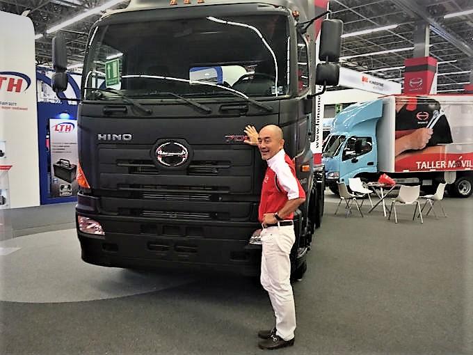 Hino México entrará al segmento de pesados con Serie 700
