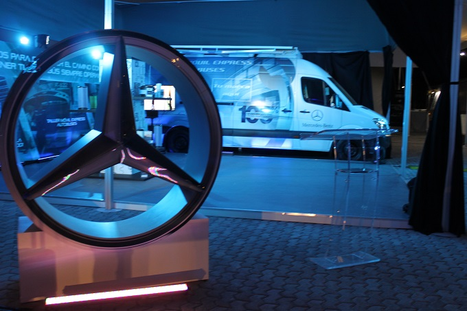 Mercedes-Benz Autobuses garantiza mejor servicio con Taller Móvil y Filtros 100% calidad