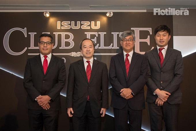 Isuzu Club Elite 2017 Alianza Flotillera 16