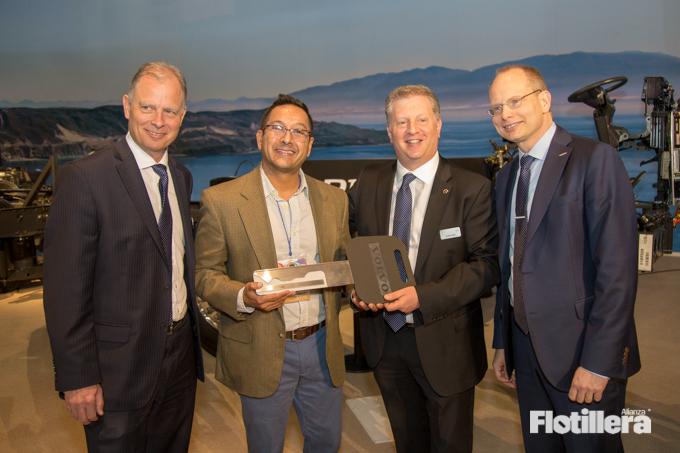 Volvo Buses Alianza Flotillera