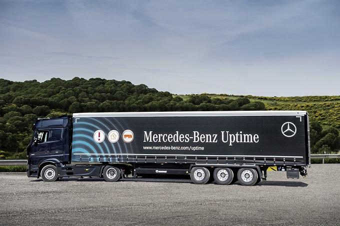 Mercedes-Benz Uptime Alianza Flotillera