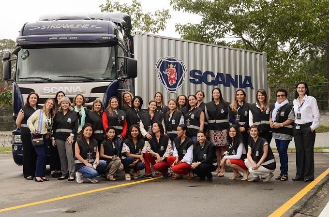 Scania fomenta liderazgo femenino