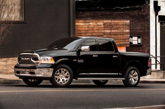 "Ram 1500 ""Mejor camioneta de tamaño completo"""