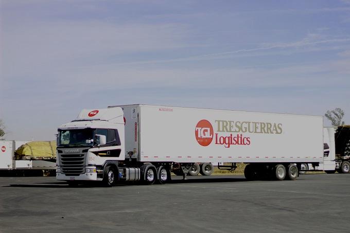 Scania TresGuerras Alianza Flotillera