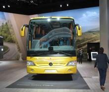 Llega el autobús más seguro de Mercedes-Benz