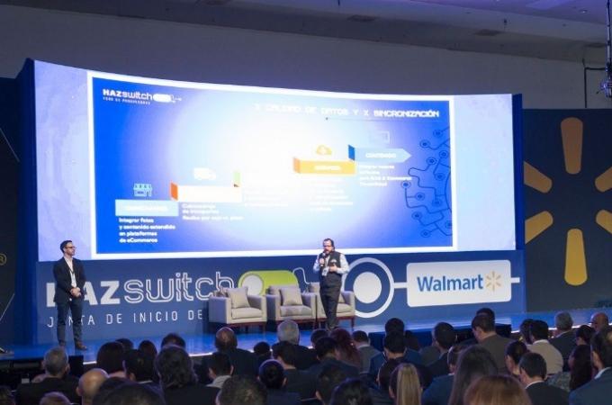 Walmart reconoce a su proveeduría de transporte y logística