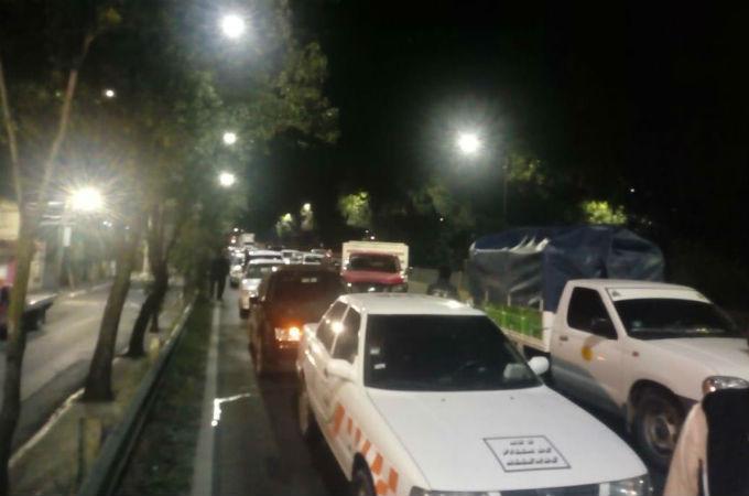 transportistas bloquean ciudad