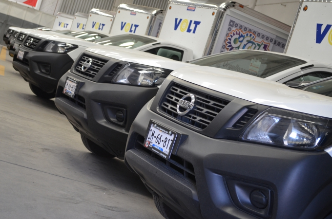 TIP México incrementa la flota de AJEMEX