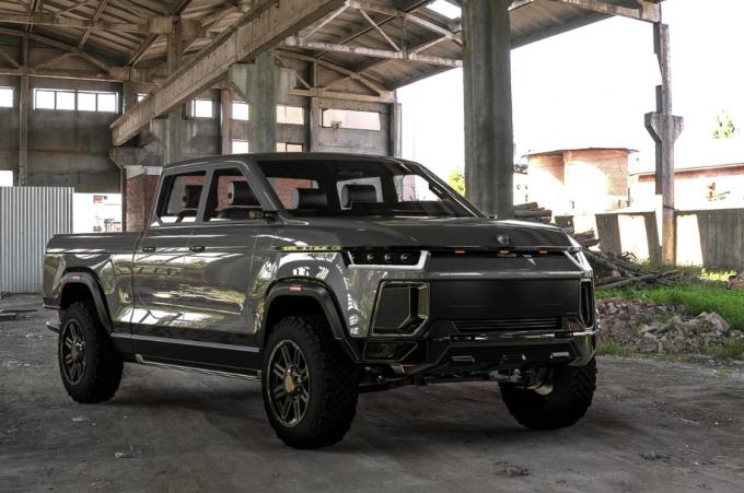 Atlis XT, la pickup eléctrica y altamente configurable