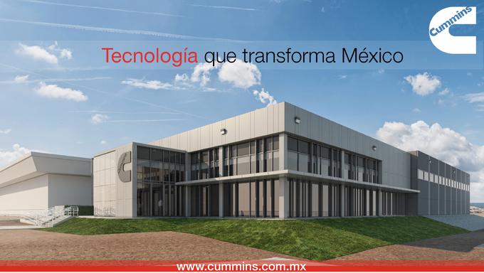 Cummins continúa su inversión en San Luis Potosí