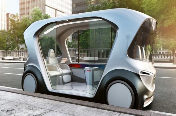 Bosch propone así, el transporte del futuro
