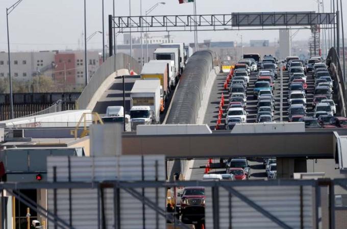 Crece comercio transfronterizo entre México y EU en enero