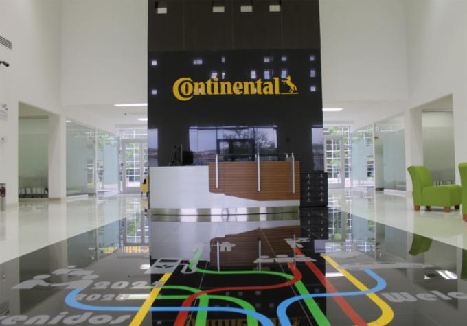 Continental apoya al desarrollo de ingeniería mexicana