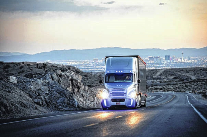 Daimler se reestructura y crea Daimler Truck AG