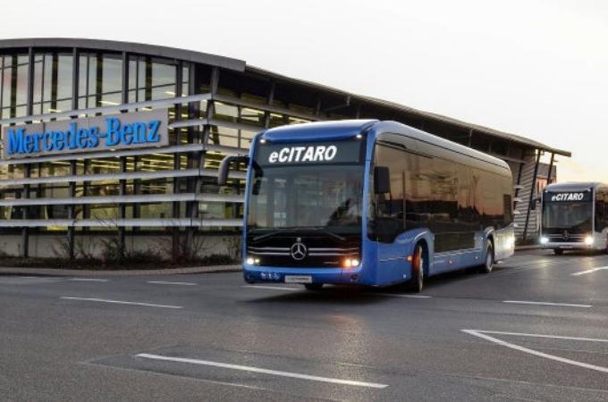 Daimler Buses creció en ventas globales