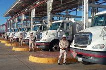 Avala sindicato de Pemex circulación de transportistas 24/7