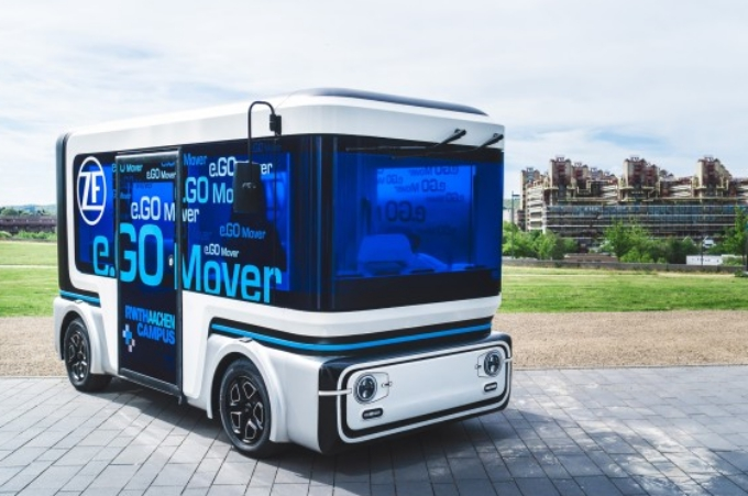 e.Go Mover ¿el microbus del futuro?