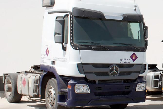 Alianza flotillera ruedan 540 mercedes benz en arabia for Mercedes benz saudi arabia