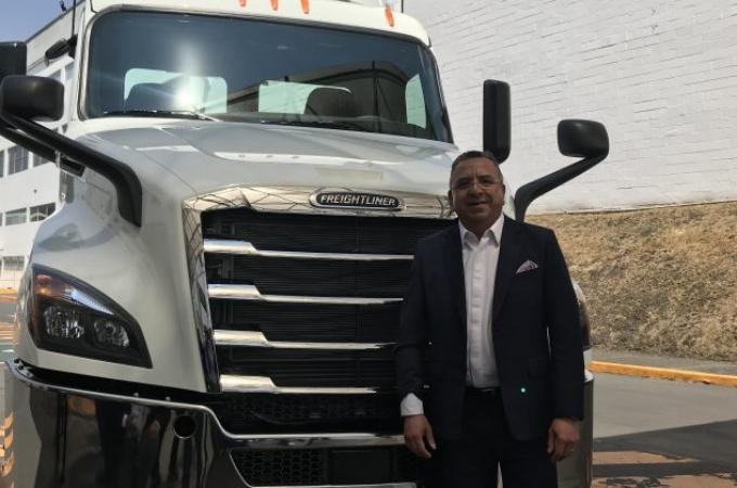Freightliner mantiene expectativa de crecimiento en 2019