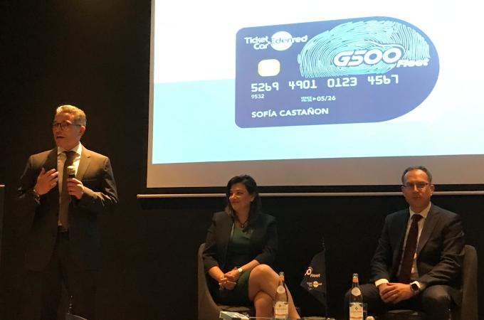 G500 Fleet va por 300 clientes en 2019