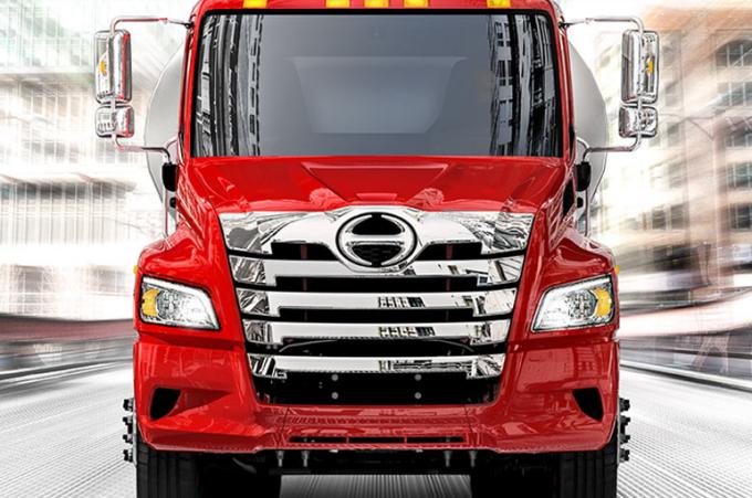 Hino se estrenará en camiones Clase 8