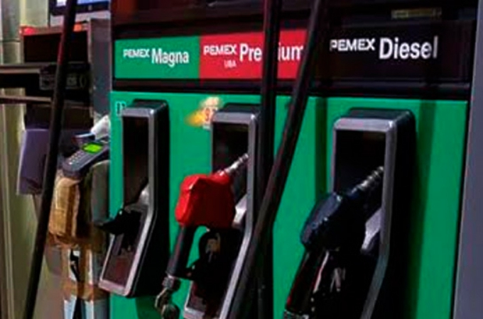 Con nuevo IEPS, bajará el diésel desde hoy