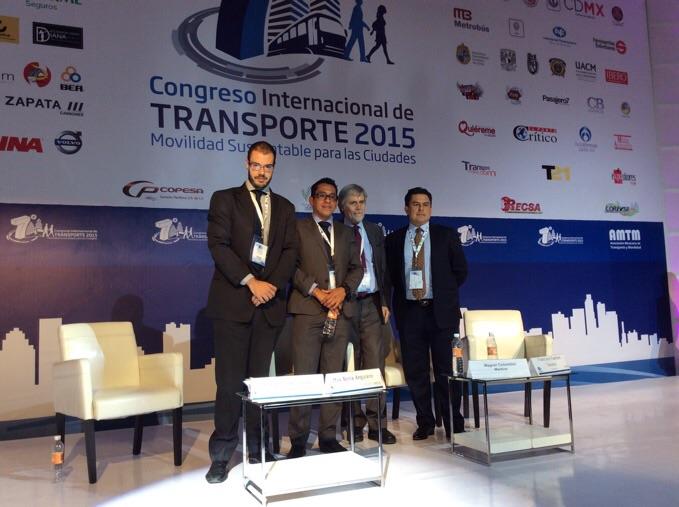 Mejores prácticas de movilidad urbana sustentable