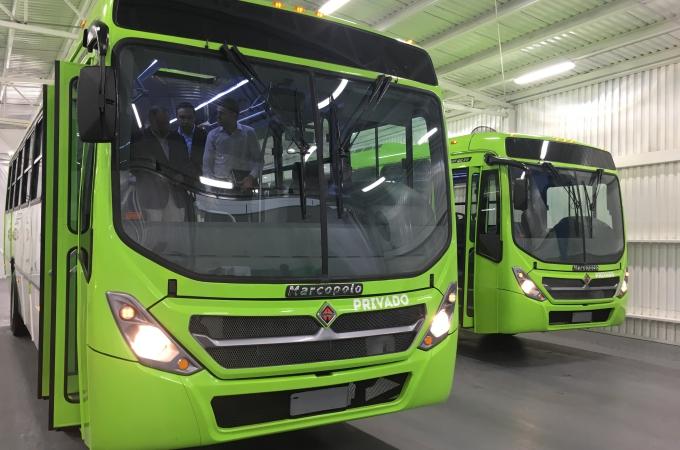 International y Marcopolo exportarán autobuses desde México