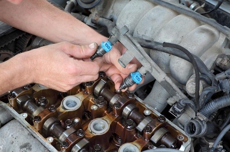 Síntomas del mal funcionamiento en el inyectores de un motor diesel