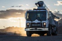 Mack presumirá camiones para la industria del concreto