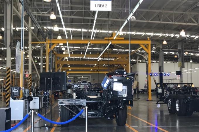 Man Truck & Bus México estrena línea de producción en Querétaro