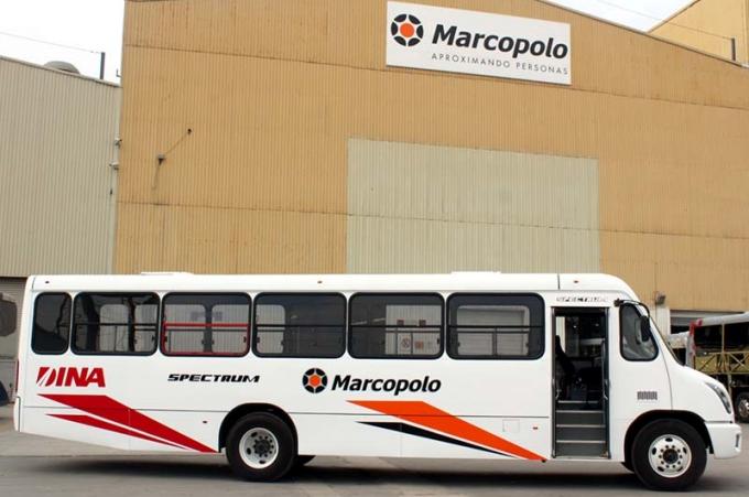 Marcopolo México avanza 70% en plan de negocios para 2019