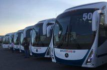 Mercedes Benz Autobuses refuerza transporte de Tijuana