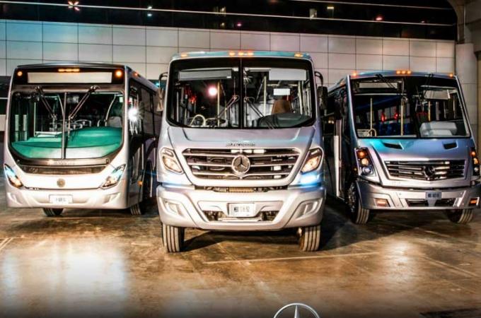 Mercedes Benz Autobuses: 25 años de producción en México