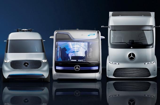 Daimler apuesta fuerte a la electrificación
