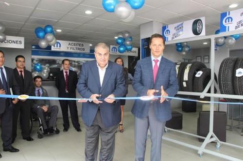 Mopar Shop inaugura su quinta tienda