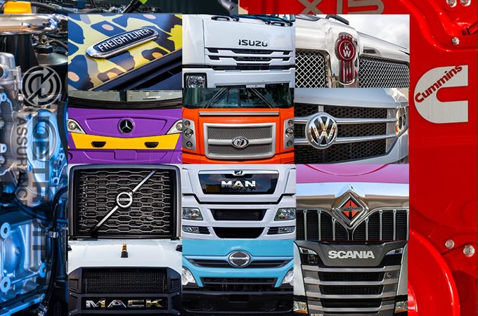 También caen ventas de camiones y tractos