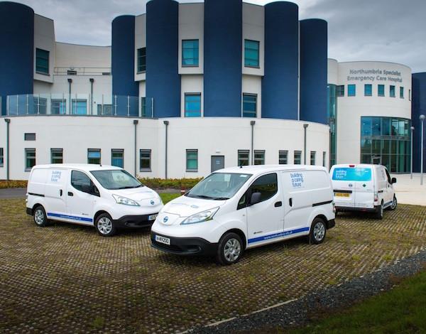 Alianza flotillera el servicio nacional de salud de reino unido suma 13 vanes e nv200 a su flota - Centro de salud la flota ...